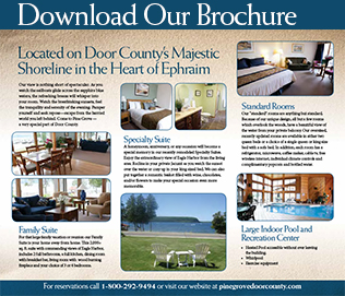 Pine Grove Resort - Brochure